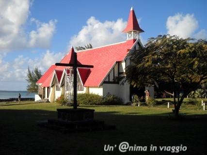chiesa di curepipe a mauritius