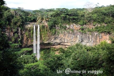 chamarel mauritius cascata