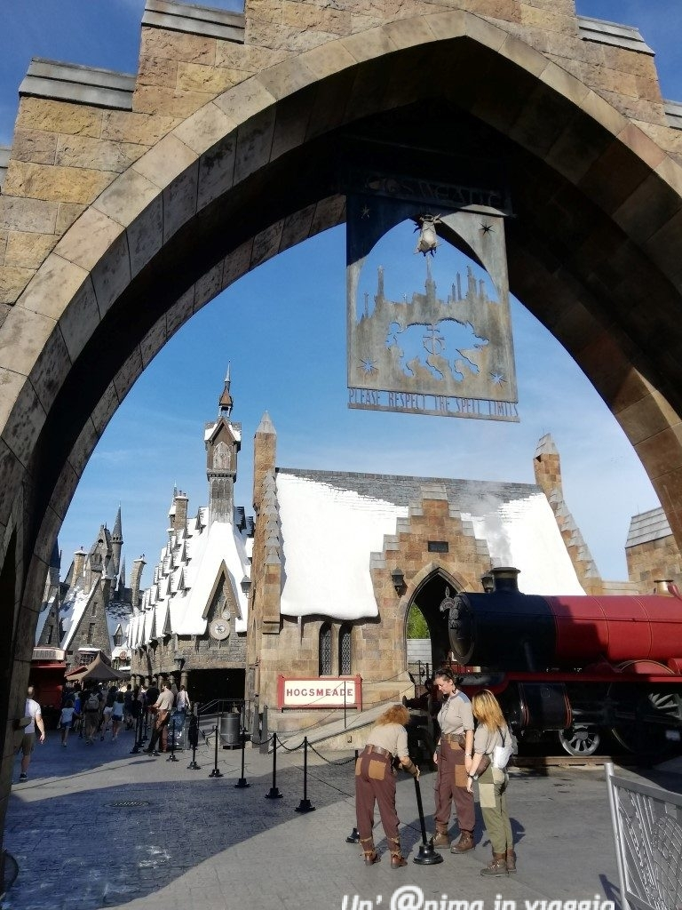 universal studios orlando florida harry potter.