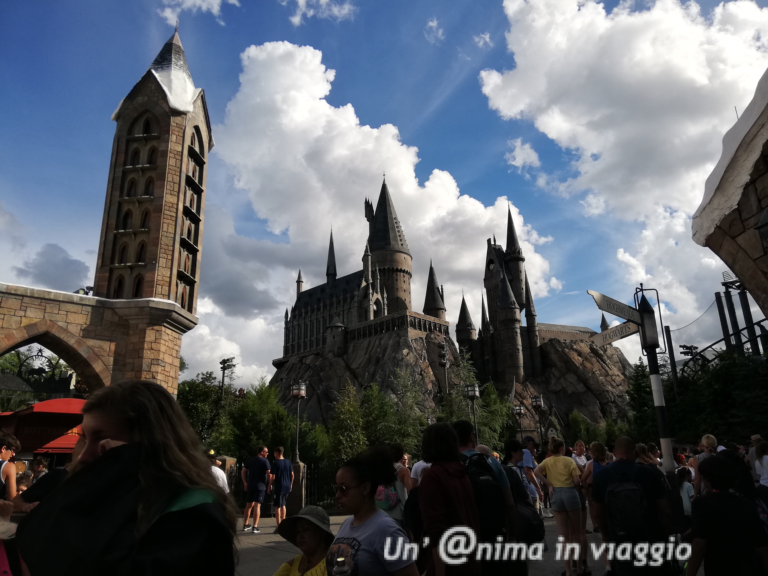 universal studios florida orlando harry potter